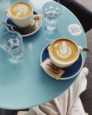 Enjoy your day off & a nice cup of coffee!  ☕️ @grandezurich
