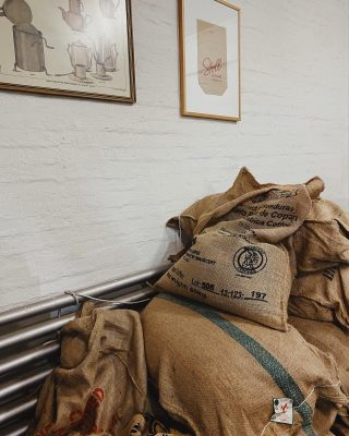 Wishing you a great weekend out of the roastery!